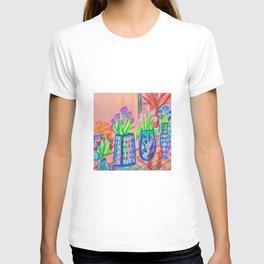Flowers at Dawn T-shirt