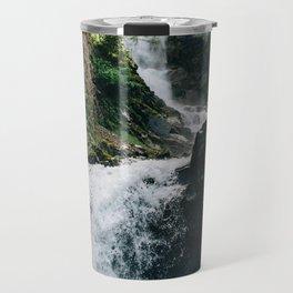 Lower Reid Falls Travel Mug