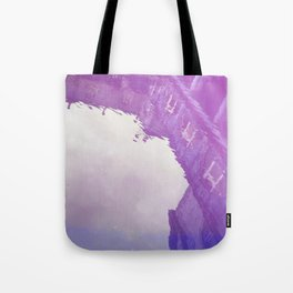 Curses: Purple Haze Tote Bag