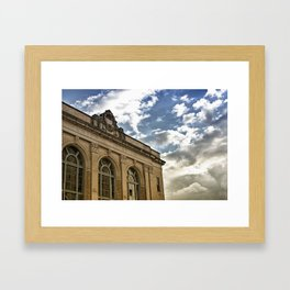 Union Station Framed Art Print