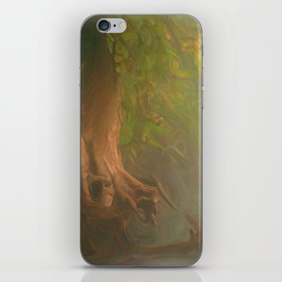 Gnarled and Broken iPhone & iPod Skin