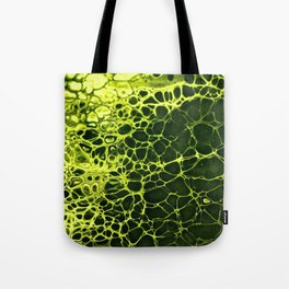 Cells - Slime Green Tote Bag
