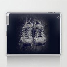 DARK SHOES Laptop & iPad Skin