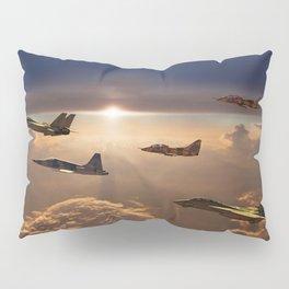 The Flight Home Pillow Sham
