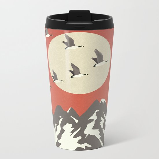 Migration Metal Travel Mug