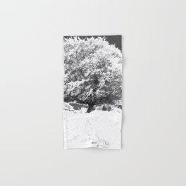 Snow Tree Hand & Bath Towel