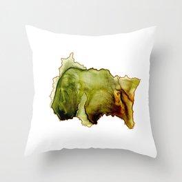 Grand Est Throw Pillow