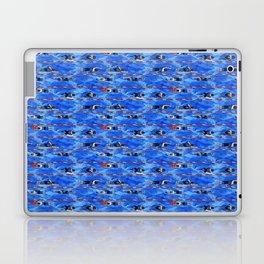 Swimming Laps Laptop & iPad Skin