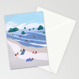 Island Dots Stationery Cards