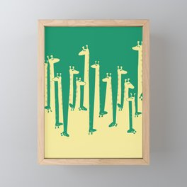 Such A Great Height Framed Mini Art Print