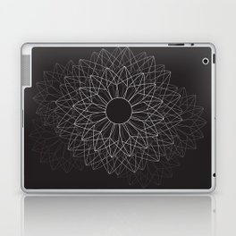 Spiral #abstract #dark Laptop & iPad Skin