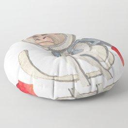Spacemonkey Floor Pillow