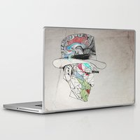 the godfather Laptop & iPad Skins featuring Godfather by Mary Szulc