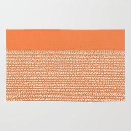 Riverside - Celosia Orange Rug