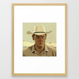 And then I woke up... Framed Art Print