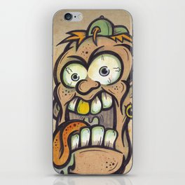 FOURHEADS ARE BETTER THAN ONE iPhone Skin