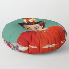 Mindblown Floor Pillow