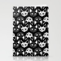 kittens Stationery Cards featuring Kittens  by lOll3