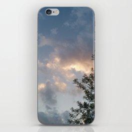 Ground to Sky iPhone Skin