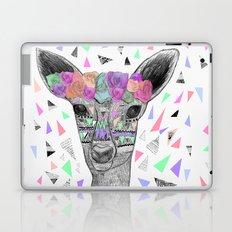 BLOWN A WISH Laptop & iPad Skin