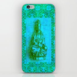 Jade Kwan Yin iPhone Skin