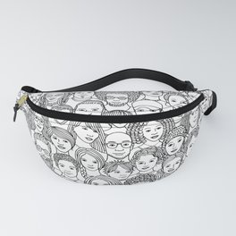 Diverse People Fanny Pack