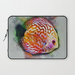 Discus Fish Laptop Sleeve