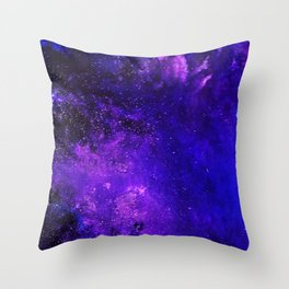 You bring out the colors in me II Throw Pillow
