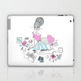 The Blogger Laptop & iPad Skin