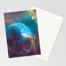 Nebula - Science Rules! Stationery Cards