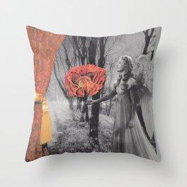 Glastonbury Grove Throw Pillow