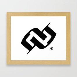 facetoface logo BH Framed Art Print