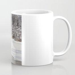 A quiet walk  Coffee Mug