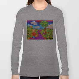 Shard Boy Long Sleeve T-shirt