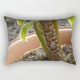 Anole Friend Rectangular Pillow