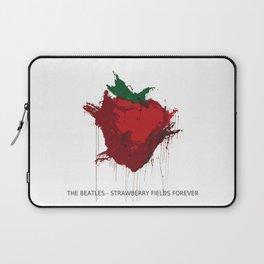 Strawberry Fields Forever  Laptop Sleeve