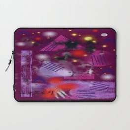 Homage to Balzac n.8 Laptop Sleeve