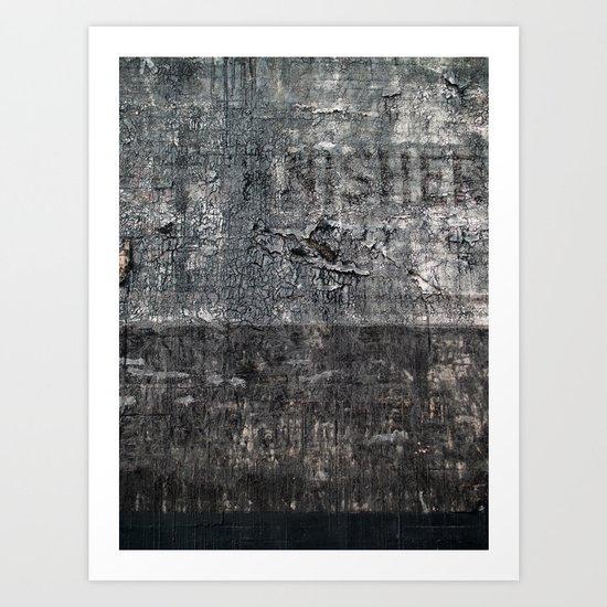 nisher Art Print