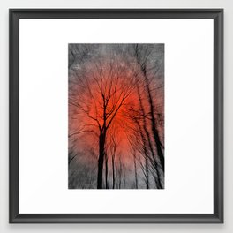 In Dreams - Nature Series II Framed Art Print