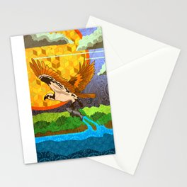 Osprey River Hunt Stationery Cards