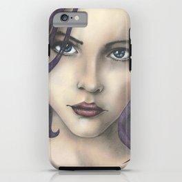 Chevron Ladies iPhone Case