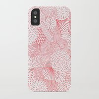 fireworks iPhone & iPod Cases featuring Fireworks by Marcelo Romero