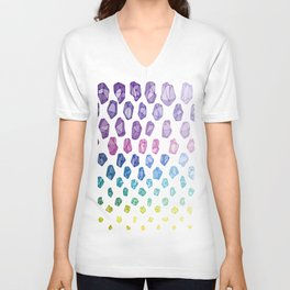 Mineralogy Unisex V-Neck