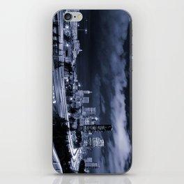 Downtown Seattle Skyline iPhone Skin