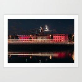 Cork City Hall - Cork, Ireland Art Print