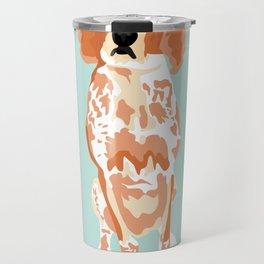 George Sitting Travel Mug