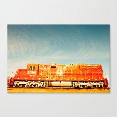 A Loco Motive Canvas Print