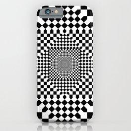 Illusion Art Fashion iPhone Case