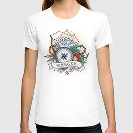 Ranger - Vintage D&D Tattoo T-shirt