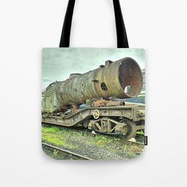 Warwell Boiler Tote Bag